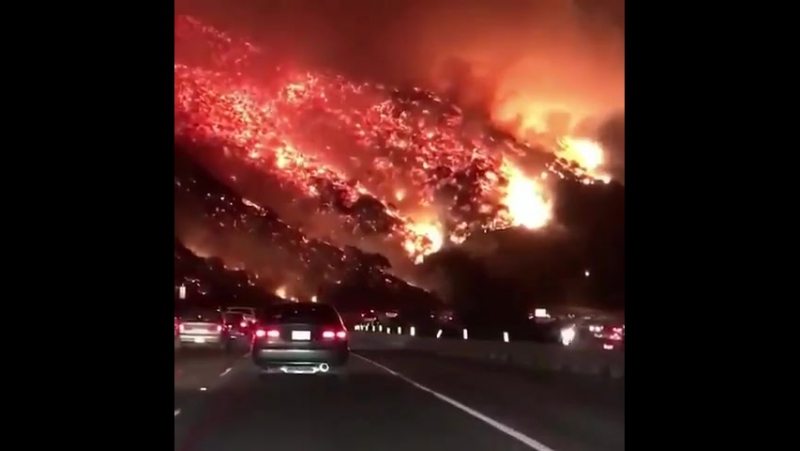 I'm praying for everyone in LA and anywhere that is affected You are in my heart Please stay safe 🙏🏽 SkirballFire ThomasFir