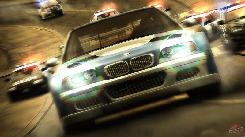 Need For Speed Most Wanted - Темнокожий и его невозможный спринт