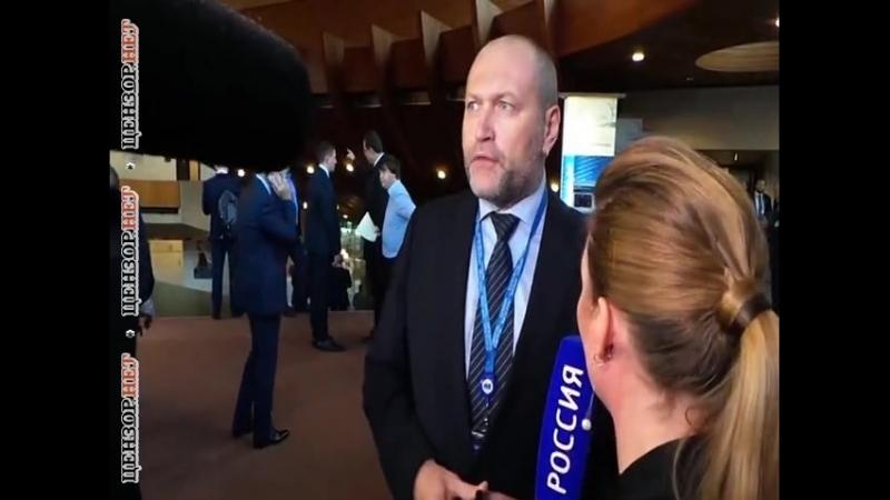 Пан Береза в прямому ефірі ставить на місце пропагандистку Скабєєву