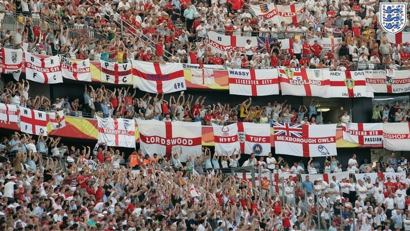 The Very Best Of England Fans