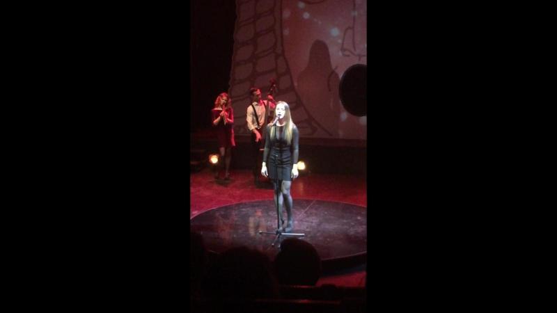 Штарк Любовь, Гала-концерт Поющая Маска 2018