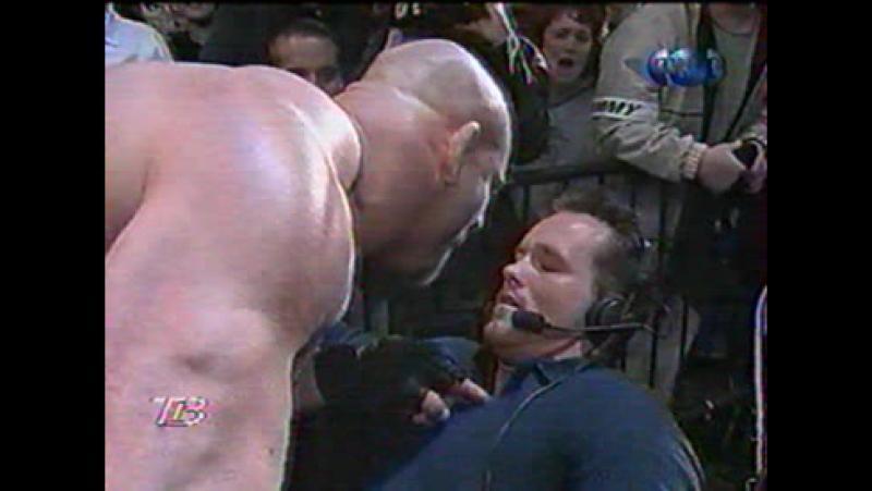 Титаны реслинга на ТНТ и СТС WCW Nitro November 20 2000