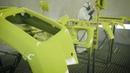 Самодельный Gelandewagen 6х6 Brabus Начало покраски в Желтый Лимон Мерседес 6х6 Брабус Лимон Гелендваген 4х4 Cars Happy Bts Стрекаловский Реплика Монстр