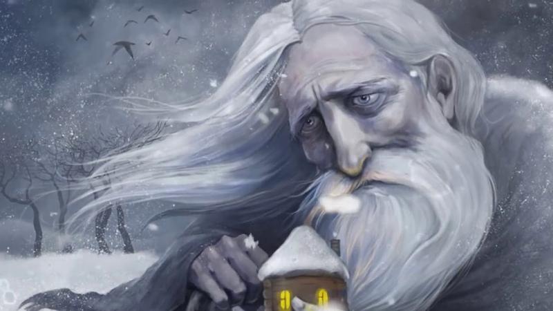 Чернобог Карачун Славянская мифология 22