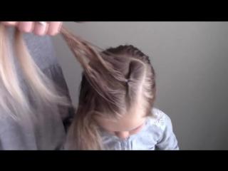 Three 5 Minute Elastic Styles _ Qs Hairdos