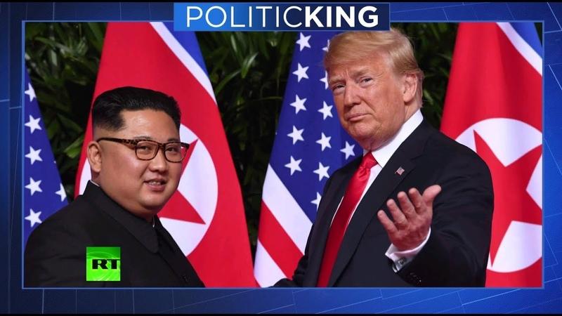 PoliticKing. Северокорейские игры Трампа