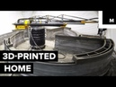 3D printing a home for under $10 000
