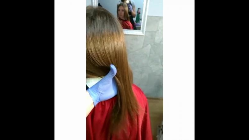 Ботокс волос для Анечки