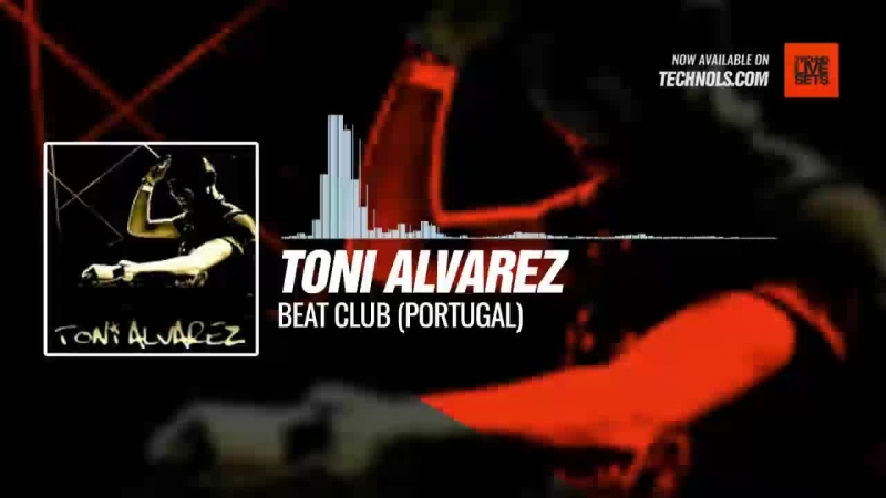 @ToniAlvarez - Beat Club (Portugal) Periscope Techno music