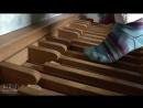 596 J S Bach A Vivaldi Concerto in D minor arrangement attributed to W F Bach BWV 596 Benjamin Righetti organ