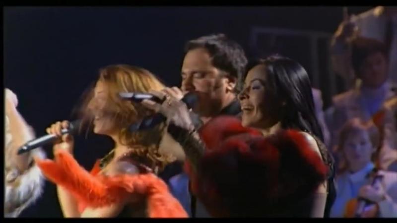 Валерий Меладзе и ВИА ГРА - Океан и три реки (Песня Года 2003 Финал)