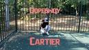 Dopebwoy CARTIER ft Chivv 3robi cover dance Zer0