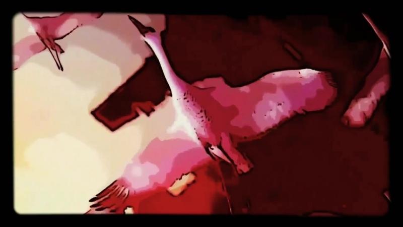 Eisenwut - Stalnie Krilya ([aka DJ PSYCHONAFT] Mash-up Jason'core Cover Re-Mix 666) (Official Video Music) (HD)