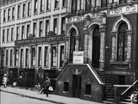 Лекция Филадельфийские субботники и первая синагога Гарлема Сергей Степанищев