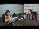 Гость в студии - Левицкая