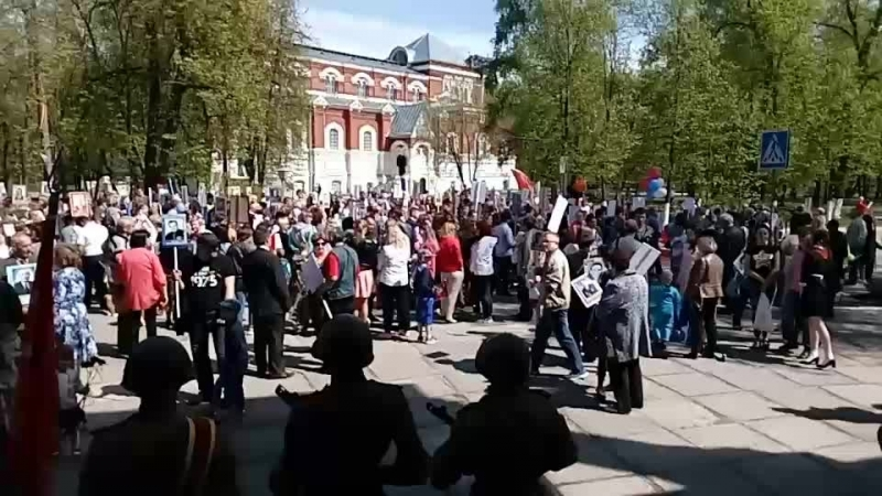 Бессмертный полк. Гусь-Хрустальный. вГусе (vk.com/vguse)