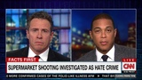 Don Lemon We shouldn't demonize people and also white men are a terror threat