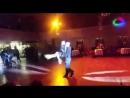 Танцевальный спектакль Три товарища Танцуют преподаватели клуба Янина Акимова Эдуард Гатин и Денис Тягунов