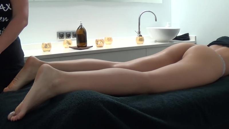 Masaje de piernas anticelulítico _ Anti cellulitic leg massage