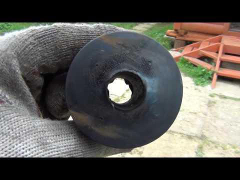 буфер сжатия маятника двигателя скутера 139qmb