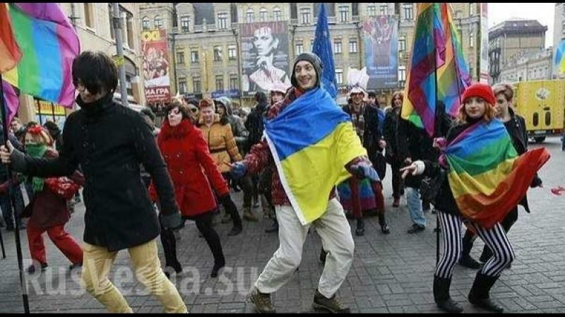Марш рівності у Києві ⁄ КиївПрайд Гей-Парад 2018