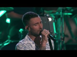 Maroon 5 - Wait (Live On The Voice_2018)  08 06 2018 телешоу Voice, Лос-Анджелес, США