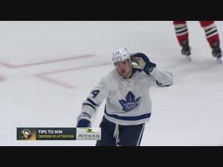 NHL 2018-2019 / RS / 18.10.2018 / Pittsburgh Penguins vs Toronto Maple Leafs