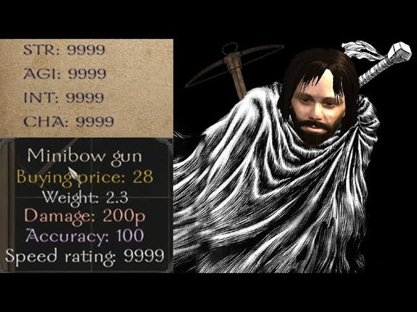 Mount and Blade: MAX level 9999