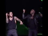 Performing with my brother Maluma .. thank u for inviting ya boiii #Miami