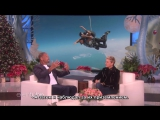 Will Smith Watched His Sons Jump Out of an Airplane RUS SUB
