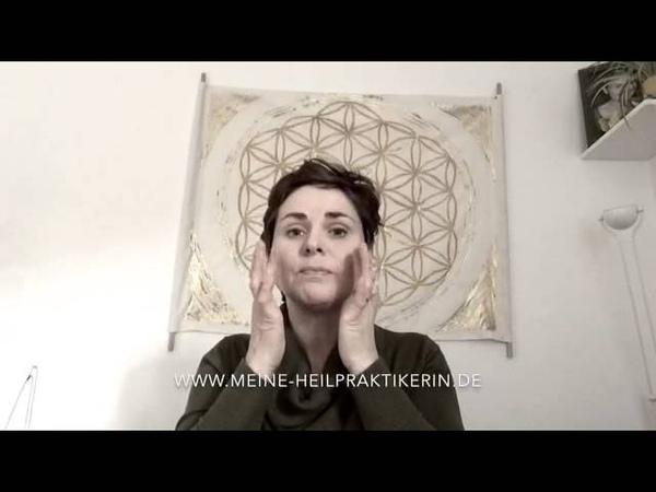 Gesichtsmassage - Lymphdrainage - Rosacea - Augenringe ZENTRUM FÜR ENERGIE