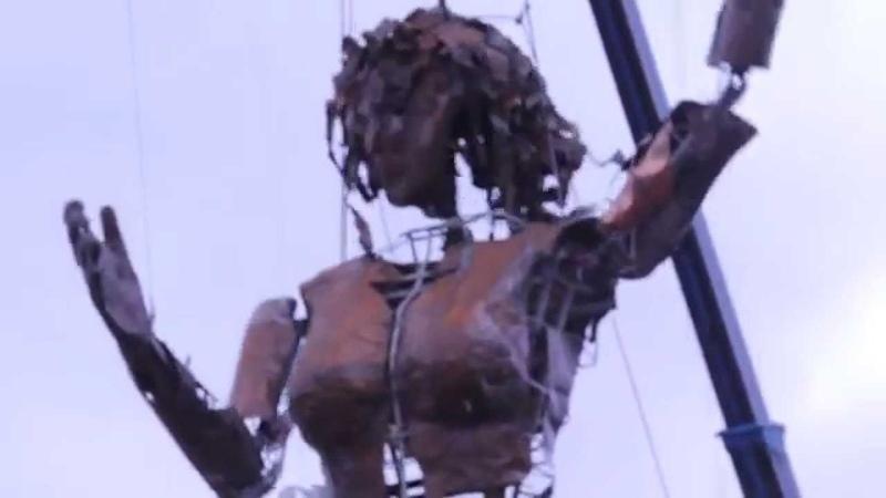 Aphrodite and the Judgement of Paris - La Fura dels Baus
