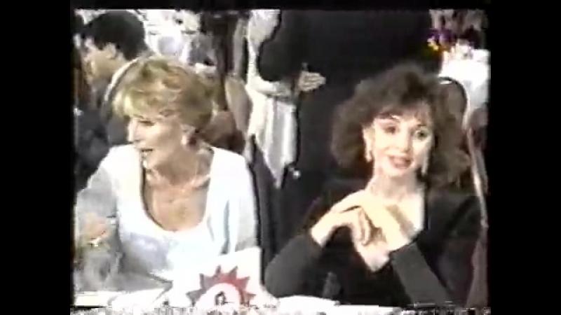 Густаво Бермудес награда Мартин Фьерро 1996 г. Сериал ,,Алан,луный свет,( Alan,luz de luno)