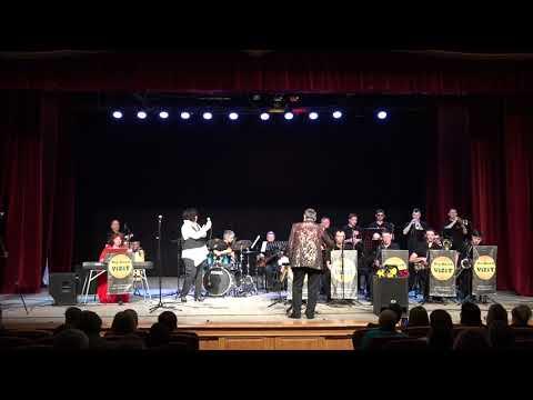 Antonio Carlos Jobim Agua de beber - джаз-оркестр Визит 05.03.2018