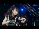 BABYMETAL Catch Me If You Can「かくれんぼ」Live Combination Inazuma fes