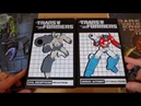 [ENG] Moleskine Transformers Limeted edition