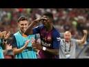 Гол Усмана Дембеле в ворота Севильи в матче за Суперкубок Испании 2018/ Ousmane Dembele goal Sevilla