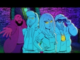 Big Grams ft. Run The Jewels - Born To Shine / Run For Your Life (2016, for Adult Swim)
