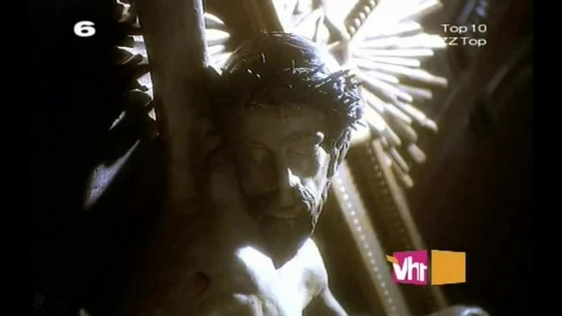 ZZ TOP - Pincushion (Official video) 1993 (720p).mp4