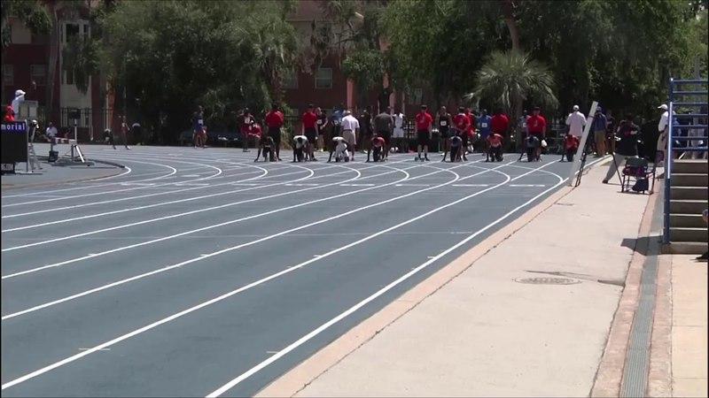 Noah Lyles 100m - Tom Jones Memorial