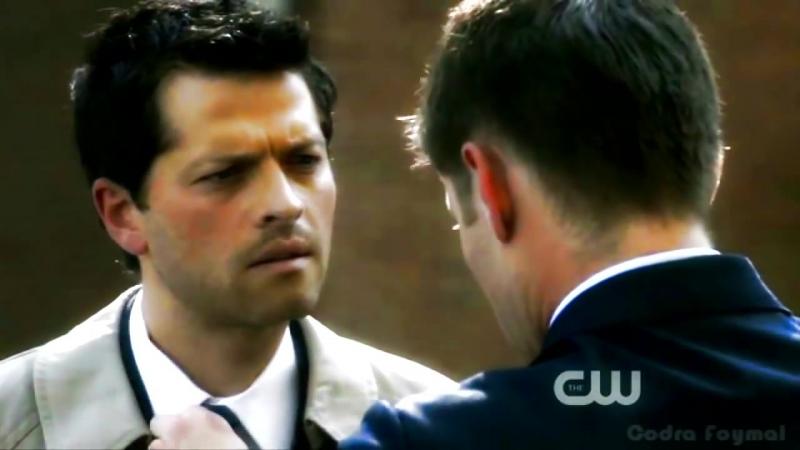 Dean/Castiel | Angel of Mercy