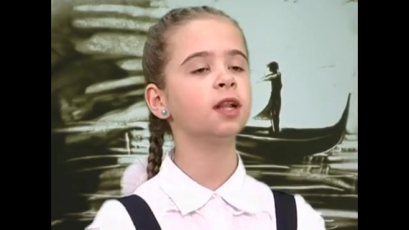 Наталья Высоцкая читает стихотворение Леси Украинки «Як дитиною, бувало.»