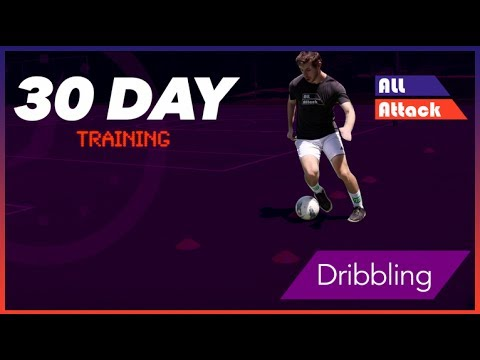 How to improve your dribbling in 30 days!