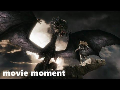 Алиса в Стране чудес (2010) - Алиса против Бармаглота (10/11) | movie moment