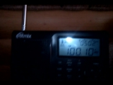 Прием FM 100,1 Радио 7 На Семи Холмах из г. Пенза, в 5 км от г. Саранск на запад. Без пооходов.