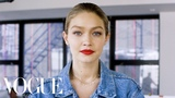 73 Questions With Gigi Hadid Vogue