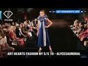 Art Hearts Fashion NY S S 19 Alycesaundral FashionTV FTV