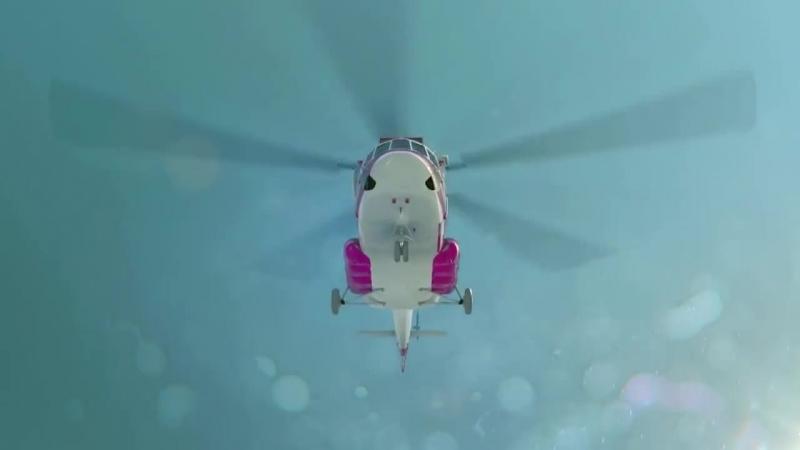 Многоцелевой вертолёт Ми 171А2