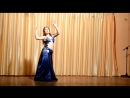 New oriental dance for the song Nani Bregvadze - Snowfall
