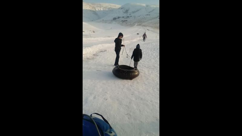 лыжная база г Текели